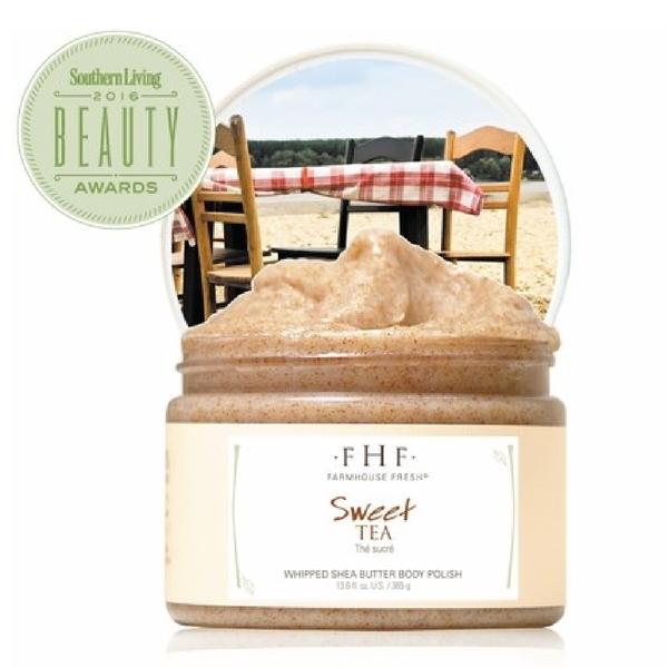 NEW!! Sweet Tea Whipped Shea Butter Body Polish