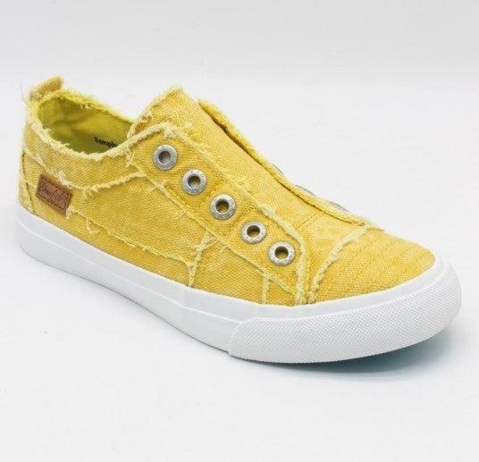 Blowfish Play Slip on Sneaker - Mango Mojito
