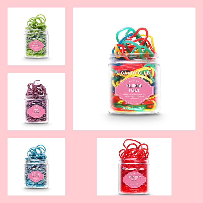 Candy Club Laces