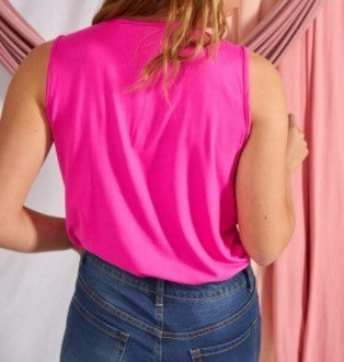 Sleeveless Knit Bodysuit