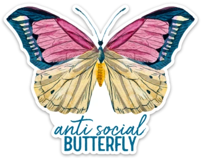 Anti Social Butterfly