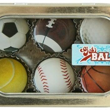 Got Balls Magnet - Six Pack