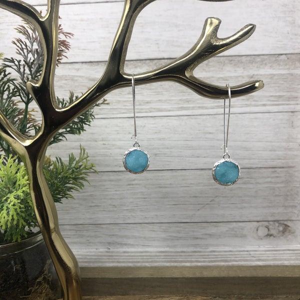 Delicate Drop Earrings