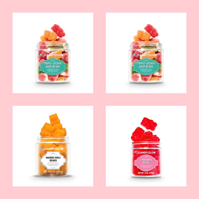 Candy Club Gummy Bears