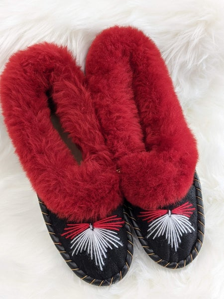 Red Sheep House Shoes