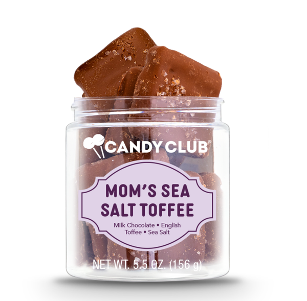 Mom's Sea Salt Toffee