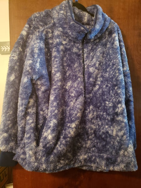 Blue Fleece XL *Final Sale*
