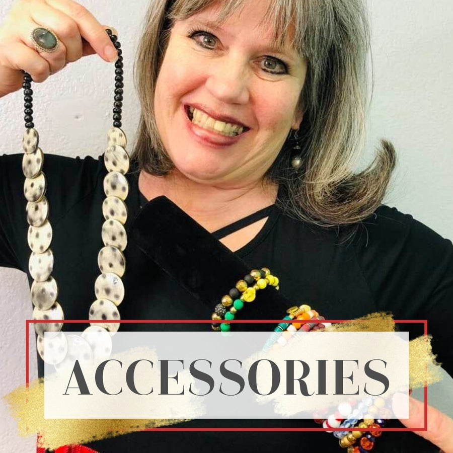 Don't Forget to Accessorize!