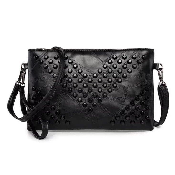 Studded Delight Clutch