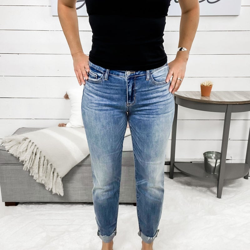 Who's Your Bae? Boyfriend Jeans
