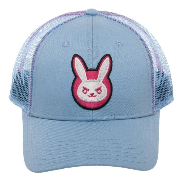Overwatch D.Va  Meshback Adjustable Cap