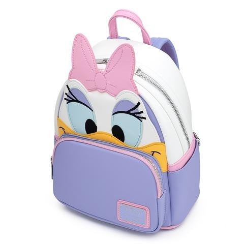 Disney Daisy Cosplay Mini Backpack and / or Wallet Loungefly