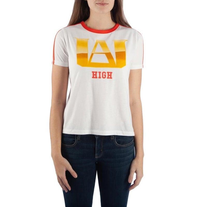 My Hero Academia womens UA t-shirt