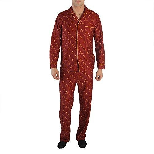 Harry Potter Nightwear Pajama Set-Medium