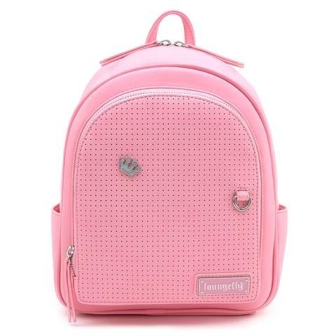 Pink Pin Trader Mini-Backpack ita bag Loungefly