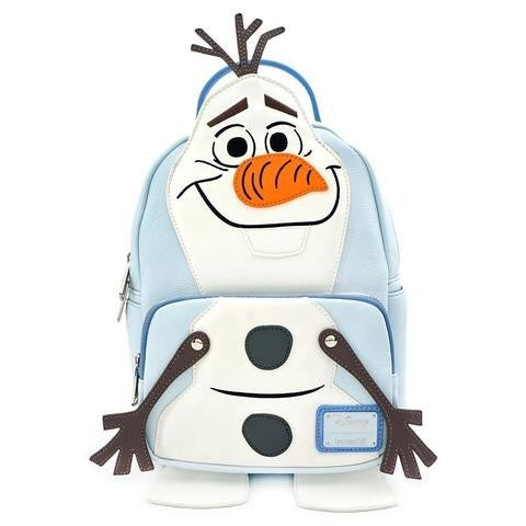 Disney Frozen Olaf Cosplay Mini Backpack Loungefly