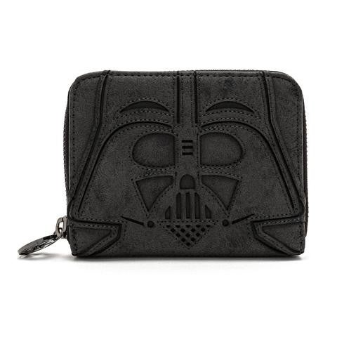 Star Wars Darth Vader Zip Around Wallet Loungefly