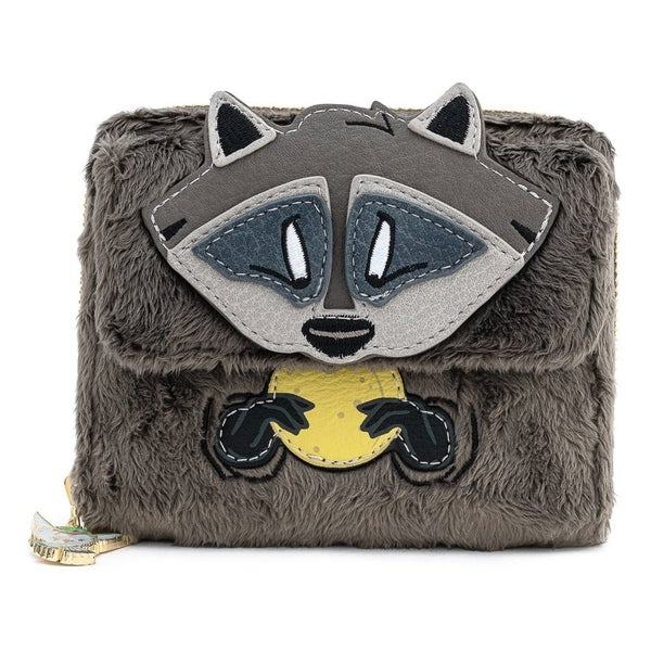 Disney Pocahontas Meeko Zip-Around Wallet Loungefly