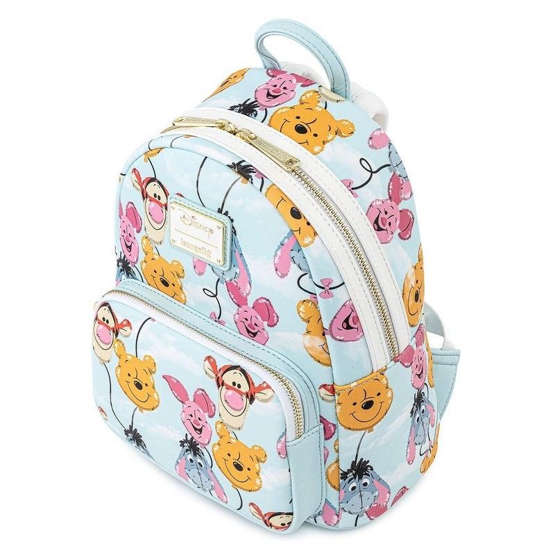Winnie the Pooh Balloon Friends Mini Backpack  Loungefly