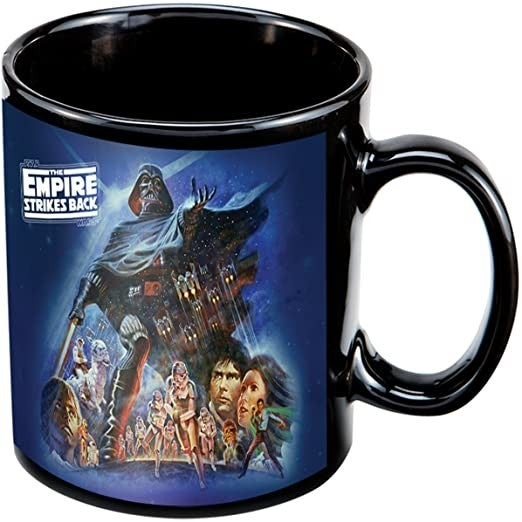 Star Wars Empire Strikes Back 12 oz Ceramic Mug