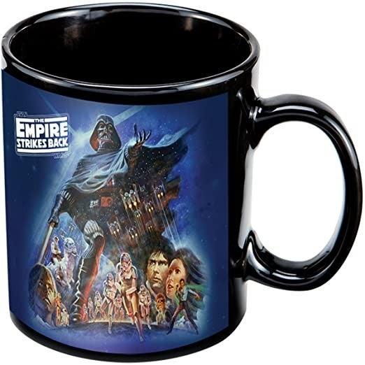 Star Wars Empire Strikes Back 12 oz Ceramic Mug
