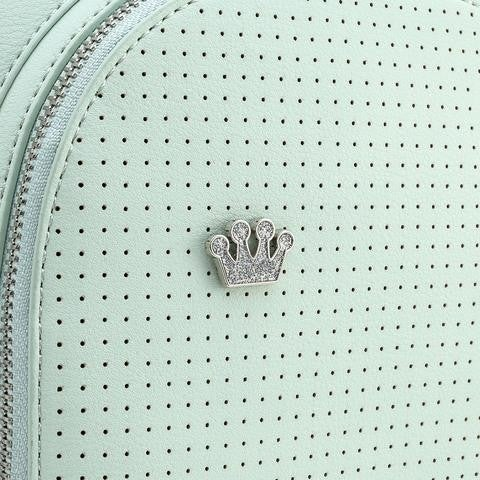 Mint Pin Trader Mini-Backpack Loungefly