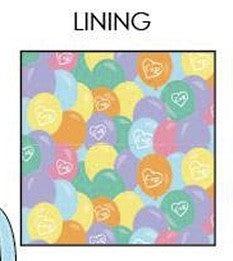 Up Balloon House Flap BACKPACK, WALLET & SET Options PRE-ORDER Nov/Dec