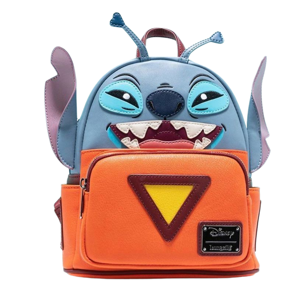 Stitch 626 SET or MINI BACKPACK options LOUNGEFLY