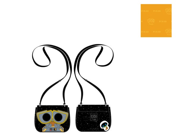 Wall-e Eve boot Earth Day Cosplay Crossbody Pixar Pop by Loungefly  - PRE-ORDER
