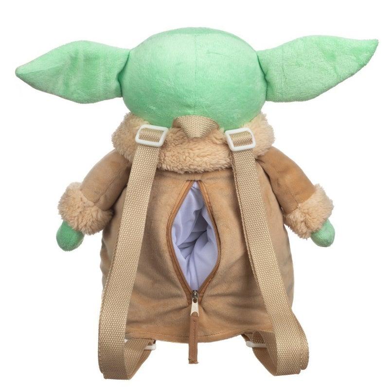 Star Wars The Mandalorian Grogu Plush Mini Backpack