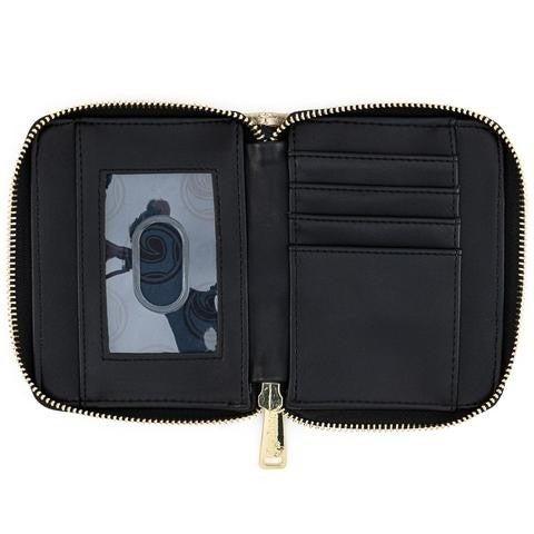 Classic Loki Zip Around Wallet Marvel Loungefly PRE-ORDER