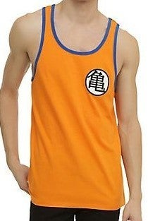 Dragon Ball Z Goku Tank Top Men's