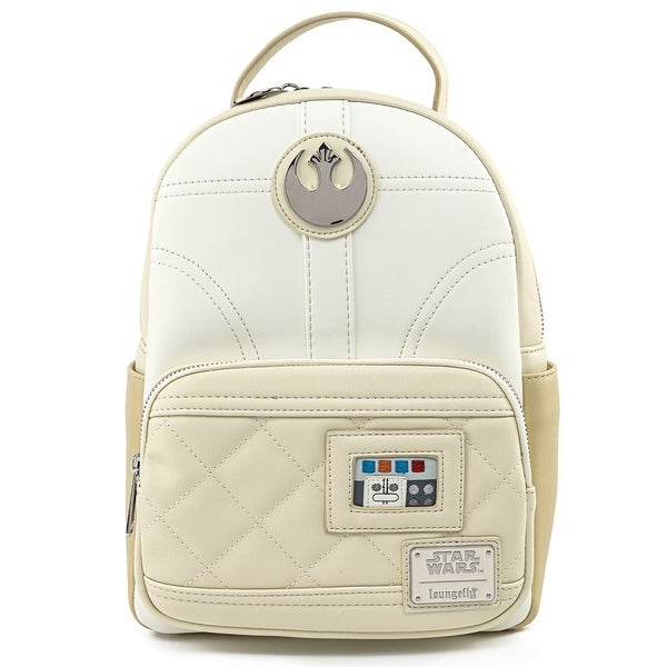Princess Leia Hoth SET, MINI BACKPACK or WALLET options  LOUNGEFLY