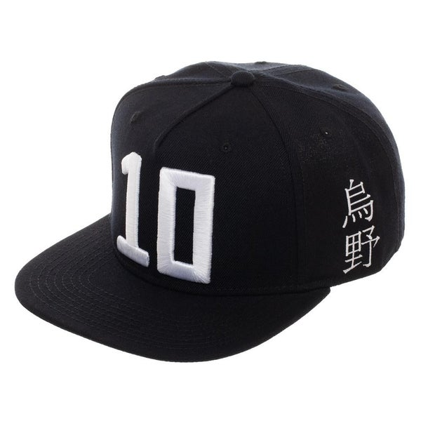 Bioworld Haikyu!! Karasuno High School Logo Snapback Hat