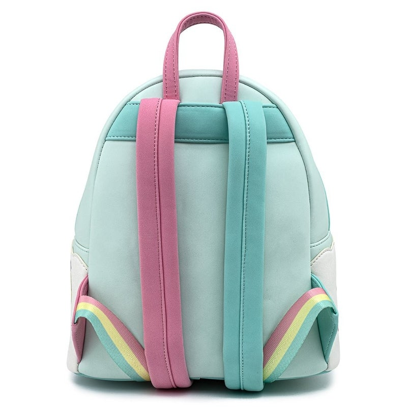 Sanrio Little Twin Stars Rainbow Cloud Mini Backpack Loungefly