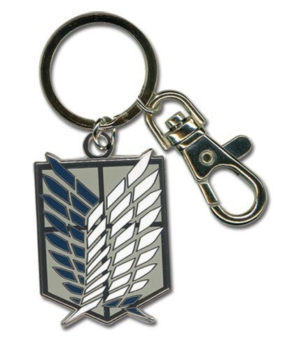 Attack on Titan Scouting Regiment Keychain