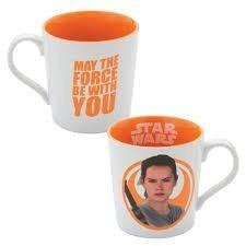 Star Wars Rey 12 oz ceramic coffee mug