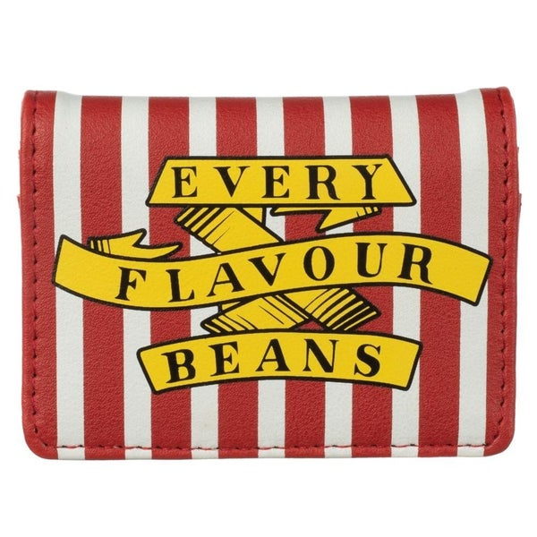 Harry Potter Every Flavour Beans Bifold Card Wallet