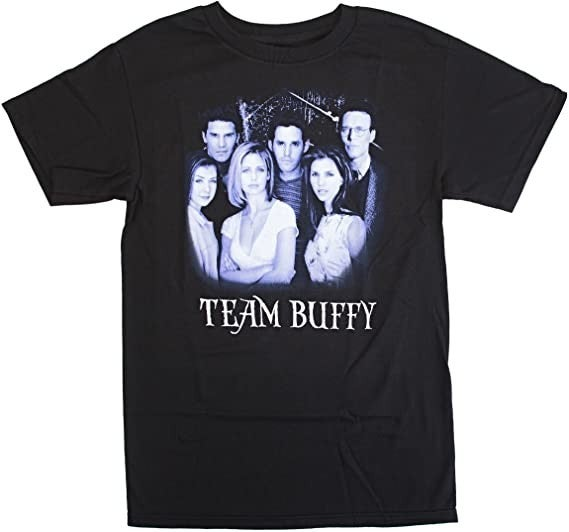 Buffy the Vampire Slayer Team Buffy T-shirt