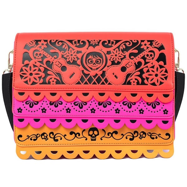 Coco Diecut Party  CROSSBODY   LOUNGEFLY