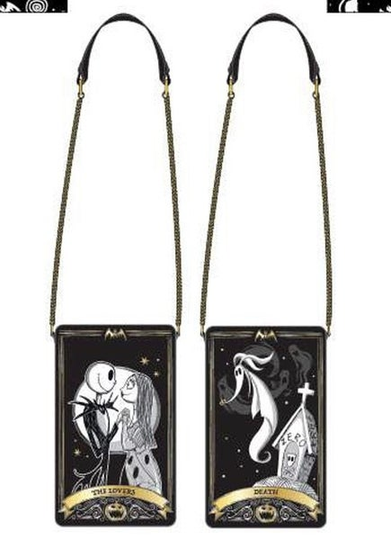NBC Tarot Card Passport Crossbody Bag Loungefly PRE-ORDER Shipping August