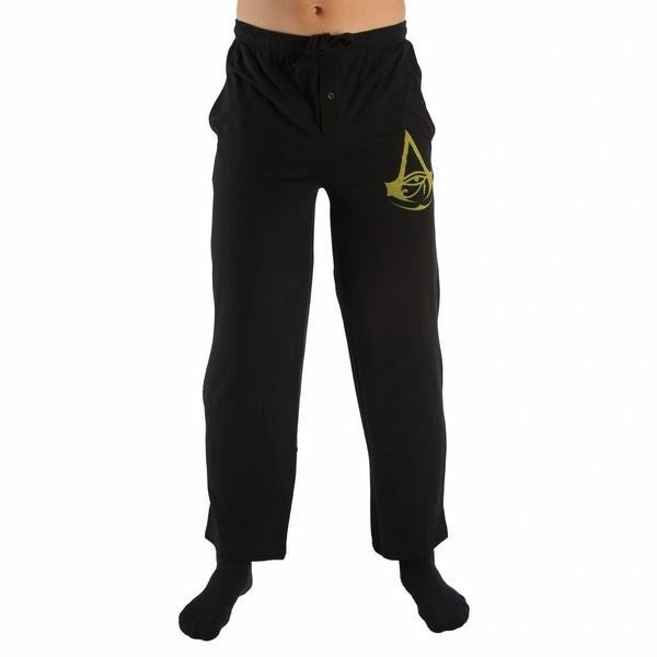 Assassins Creed Black Sleep Pants