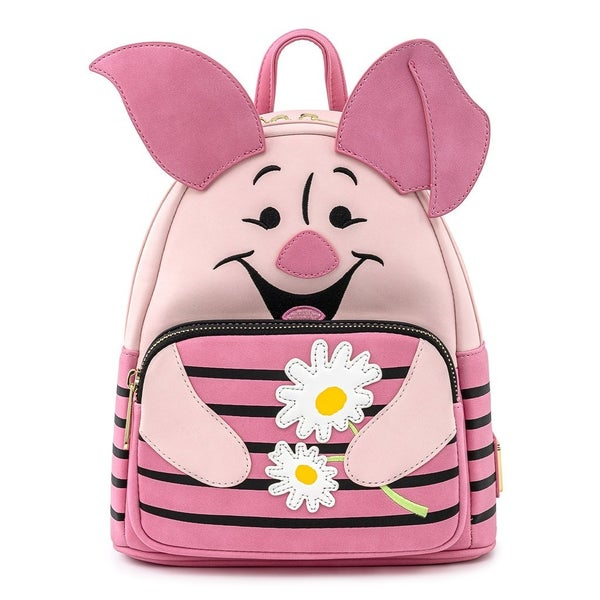 Winnie the Pooh Piglet Cosplay Mini Backpack Loungefly