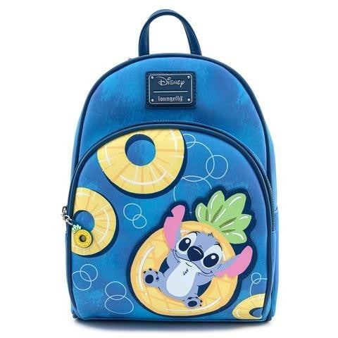 Disney Lilo & Stitch Stitch on Pineapple Mini-Backpack Loungefly