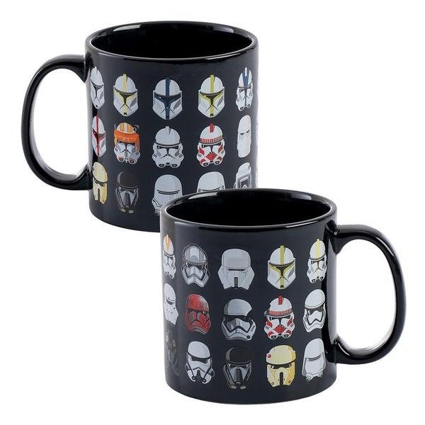 Star Wars Episode 9 Stormtrooper Helmets 20 oz. Ceramic Mug