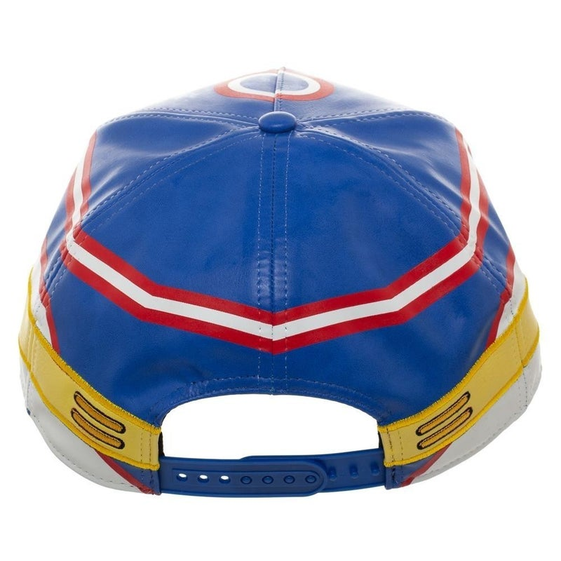 My Hero Academia All Might Suit Up Glossy Snapback Cap