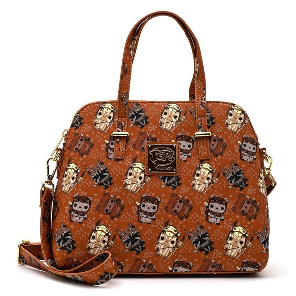 Star Wars Ewok AOP Crossbody Bag PoP by Loungefly