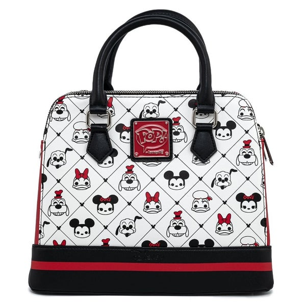 Disney Pop Mickey & Friends Sensational 6 AOP CROSSBODY, WALLET & SET Loungefly