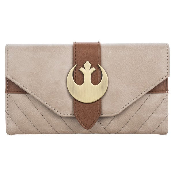 Star Wars Episode 9 Rey Flap Wallet
