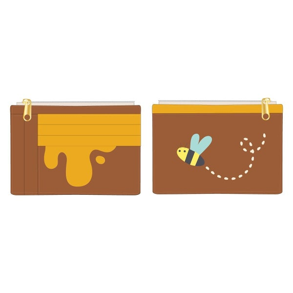 Winnie the Pooh Card Holder Loungefly